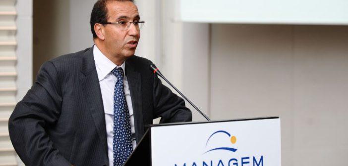 Abdelaziz Abarro, PDG Managem