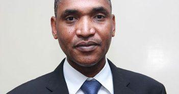 Ahmed Ould Bachir Ministre mauritanien de l Energie