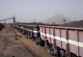 Train mines mauritanie