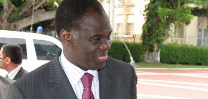 Michel Kafando Président de la transition burkinabé