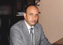 Mohamed Ould Daf, Pdt de l'Autorité de la Zone Franche de Nouadhibou
