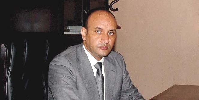portrait Mohamed Ould Daf
