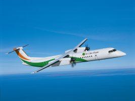 Air Côte d'Ivoire Q400