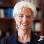 portrait Christine Lagarde