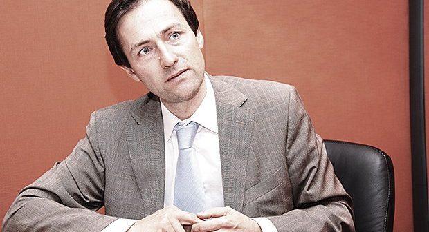 Yann de Nanteuil, l'Administrateur général de la Société générale de banques au Sénégal (SGBS)