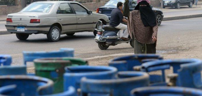 Gaz en egypte
