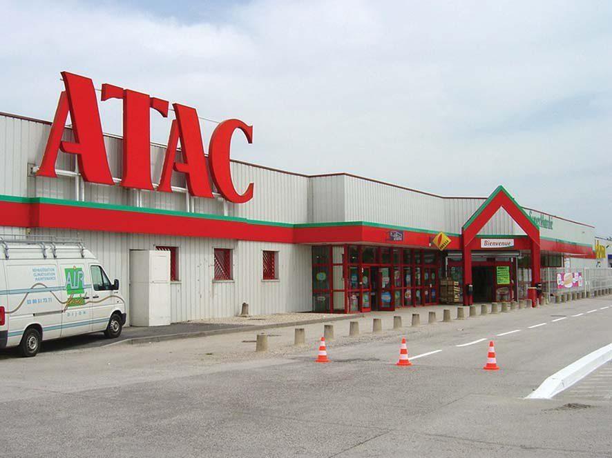 Grande Distribution Groupe Auchan 7 Milliards De Fcfa à