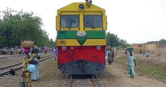 Train Dakar-Bamako