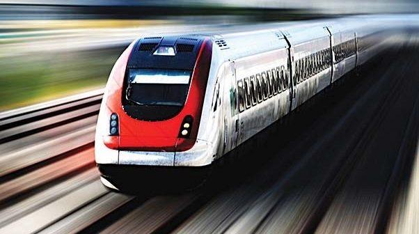Train urbain