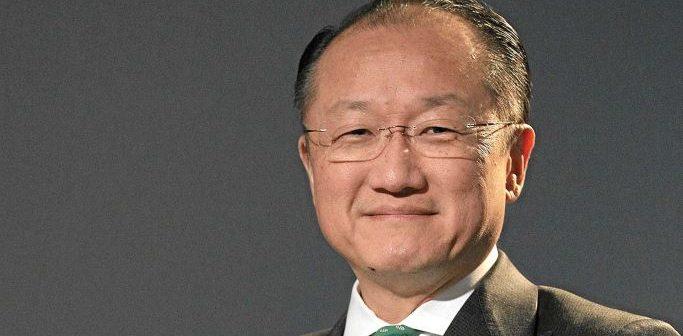 portrait Jim Yong Kim