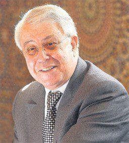 M. Abdeljalil Lahjmori, Secrétaire perpétuel de l'Académie du Royaume du Maroc