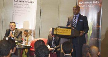 Pfungwa Serima, Directeur général SAP Afrique.
