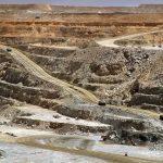 Mine à ciel ouvert au Mali