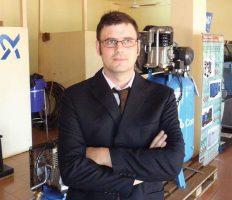Pierre Maldamé Responsable d'activité Projet Production Internationale du Mali