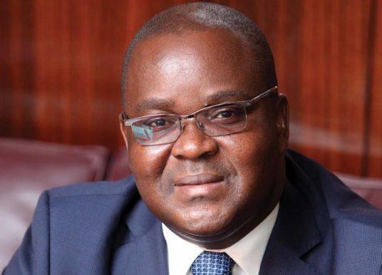 Edoh Kossi Amenonve, Directeur général de la BVRM