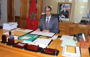 Aziz Rabbah ministre marocain de l'Equipement et du Transport et de la Logistique
