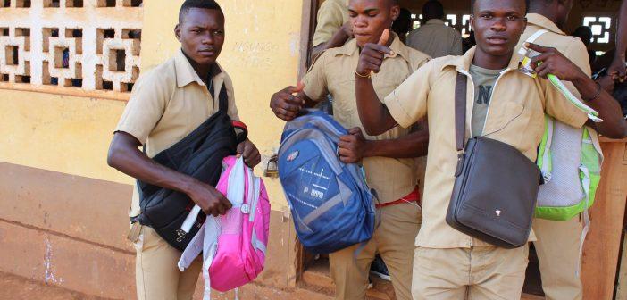 kits scolaires