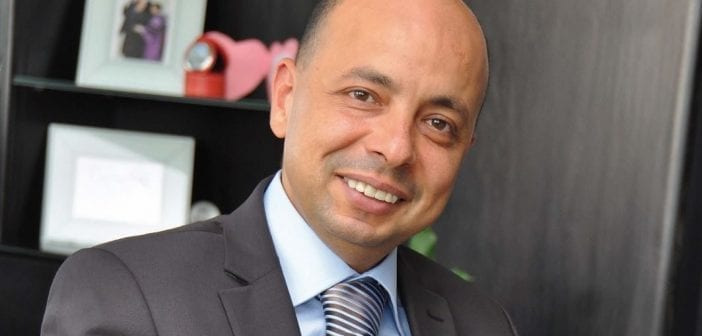 portrait Saad E Benabdallah