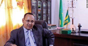 Brahim Ould Mbareck Ould Mohamed Moctar