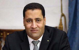 Moctar Ould Diaye ministre mauritanien de l Economie et des finances