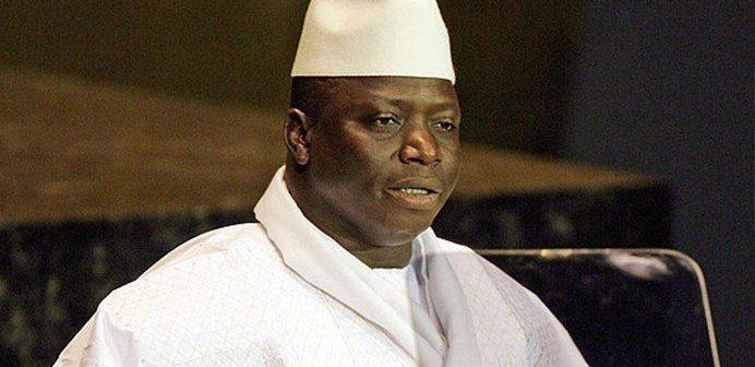 dictateur Yayah Jammeh