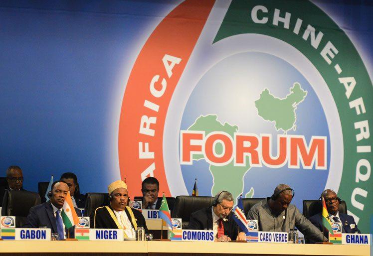 Pays participants au FOCSA 2015