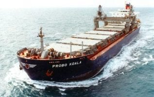 Le Probo Koala est le bâteau qui était à l'origine du scandale d'Abidjan en 2006. Il était affrété par Trafigura.