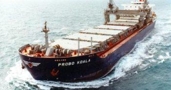 Le Trafigura impliqué dans le scandale du carburant carburant toxique en Afrique