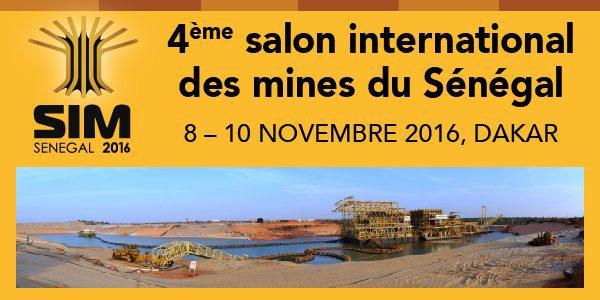 Salon International des mines du Sénégal
