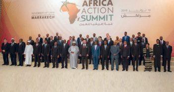 Cop 22 sommet africain