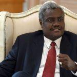 Le Tchadien Moussa Faki Mahamat prend la place de Dlamini Zuma.