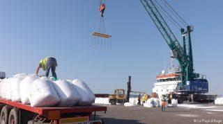 OCP Group fournit 100.000 tonnes d'engrais à la Guinée en 2017