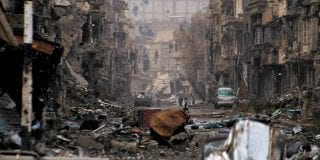 attaques en syrie