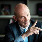 Pascal Lamy, Président émérite de l'Institut Jacques Delors et ancien directeur général de l'OMC.