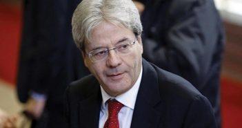 Paolo Gentiloni, Premier ministre d'Italie