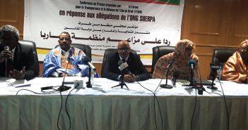 Forum pour la transparence et la défense de l'État de droit