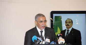 Yahya Ould Hademine, Premier ministre de la Mauritanie