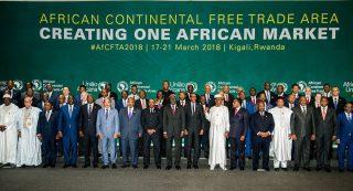 libre echange afrique