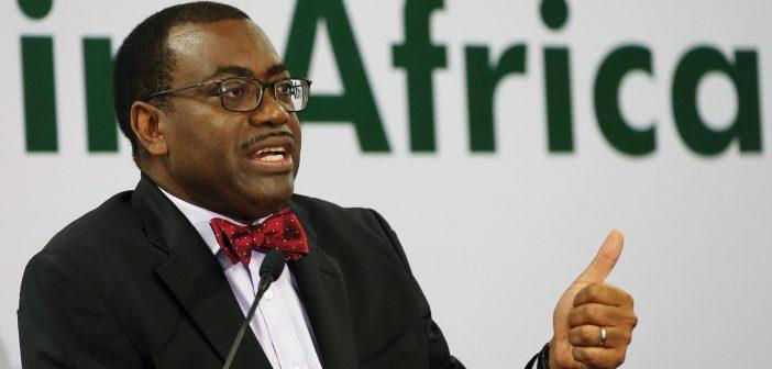 Akinwumi adesina, Président banque africaine de developpement