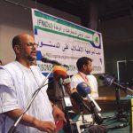 campagne electorale mauritanie