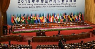 Sommet chine afrique 2018