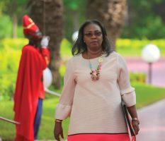 Aïssatou Sophie Gladima Siby, ministre des Mines du Sénégal