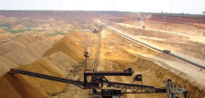 Exploitation de l'or à Sabadola