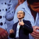 Jim Yong Kim, Président Banque Mondiale