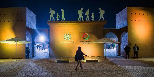Pacte de marrakech