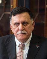 Fayez el-Sarraj, Premier ministre de la République Arabe Libyenne