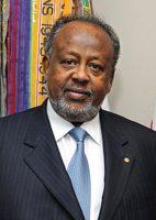 Ismaïl Omar Guelleh, Président de Djibouti