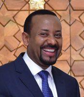 Mohamed Abiy, Premier ministre de l'Ethiopie