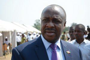 Jacques Bigirimana, directeur général de l'OTB