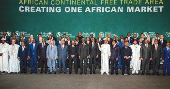 SOMMET Union africaine sur la ZELECA